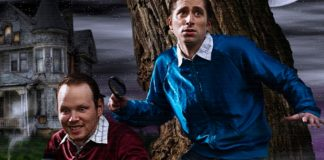 Peter Carlone and Chris Wilson (aka Peter n' Chris) take things to the next level with their new webseries Hardly Men.