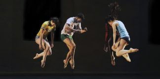 Ballet Preljocaj opens the Dance Centre's 2014/15 Global Dance Connections series. Photo by Jean-Claude Carbonne