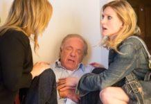 Sonja Bennett stars alongside James Caan in her new film Preggoland.