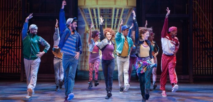 theatre review flashdance the musical will disappoint its