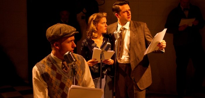 Theatre Review It 39 S A Wonderful Life Radio Show Is Not To Be Missed Vancouver Presents