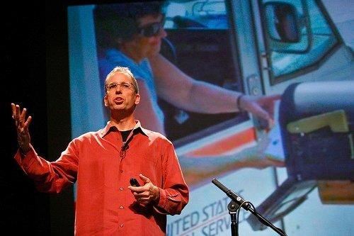 PostSecret creator Frank Warren