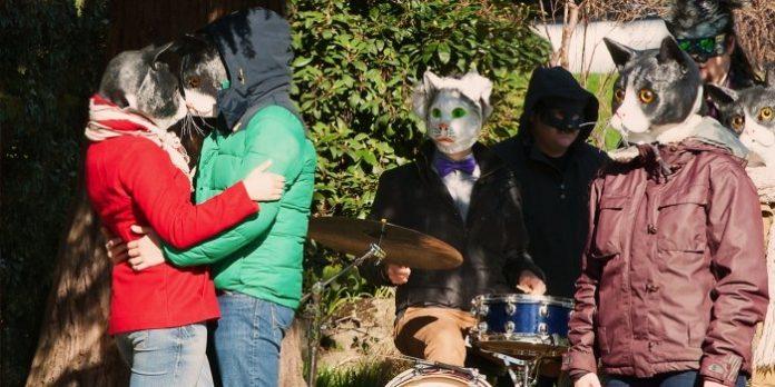 Cat Killer plays North Vancouver's Presentation House. Photo: Chris Van Der Schyf