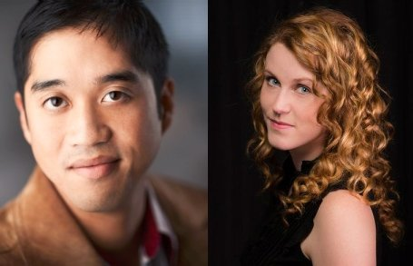 Phil Miguel and Becky McDormand are co-artistic directors of Clockwork Theatre
