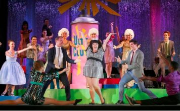Vancouver-based theatre artist Julie Tomaino, who choreographed past TUTS shows including Hairspray (photo above by Tim Matheson) and Shrek: The Musical, will make her directorial debut at Theatre Under The Stars this year.