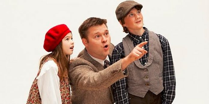 Align Entertainment presents Chitty Chitty Bang Bang at the Michael J Fox Theatre in Burnaby