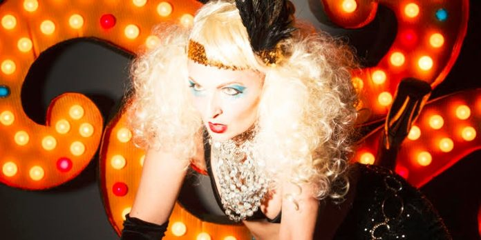 Meet Vancouver cabaret singer and writer, Cass King.