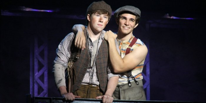 Jeff Norman says Disney's Newsies is like touring with a boy band - Vancouver Presents