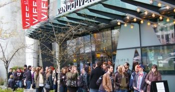 The Vancouver International Film Festival celebrates 35 years.
