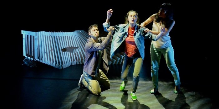 Lines blur between characters and playwright in Katey Hoffman's Green Lake.