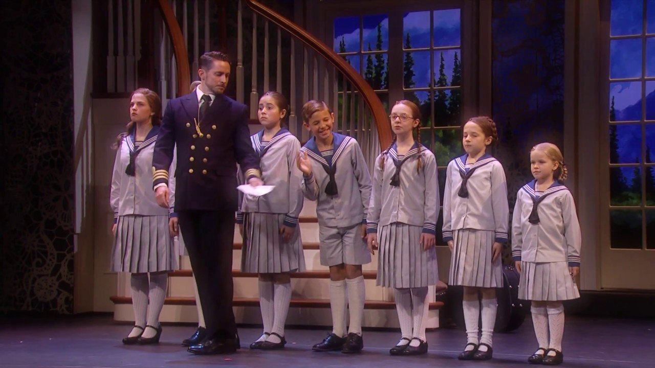 Theatre Review The Sound Of Music Is An Early Christmas