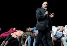 Hypnotist Randy Charach will perform for a hometown crowd at Vancouver's Norman Rothstein Theatre in October.