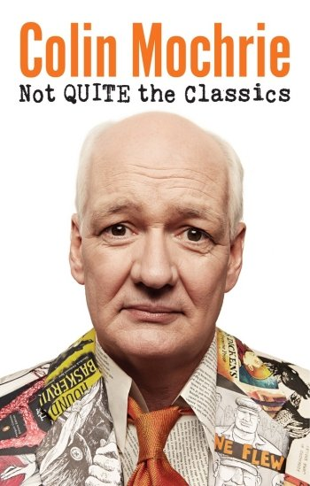 "In addition to his work on stage, television and film, Mochrie also branched out as an author in 2013 with the release of his book ""Not Quite the Classics""."