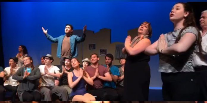 Vancouver Presents' contributing editor, Mark Robins, went live with the company of Guys & Dolls for a sneak peek and interviews with the director and actors.
