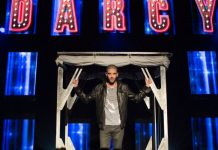 Drawing on a rotating cast Darcy Oake is expected to be joined in Vancouver by mentalist Colin Cloud, illusionist An Ha Lim, comedy magician Jeff Hobson, and daredevil escapologist Jonathan Goodwin. Photo by Danielle Baguley.