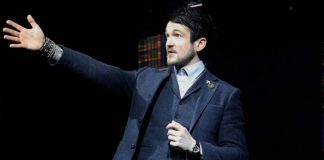Colin Cloud stars alongside Jonathan Goodwin, An Ha Lim, Darcy Oake, and Adam Trent in The Illusionsists.