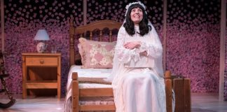 Marisa Emma Smith in The Good Bride. Photo by Wendy D Photography.