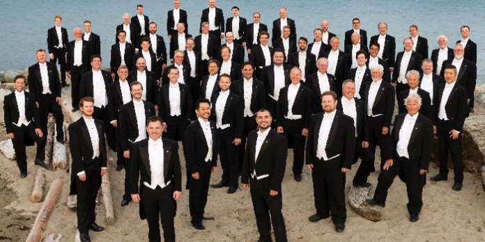 Early Music Vancouver partners with the Chor Leoni Men's Choir (photo above) and Ensemble La Nef with Sea Songs & Shanties as part of EMV's milestone 2019-2020 season.