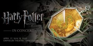 Harry Potter and the Deathly Hallows - Part 1 in Concert