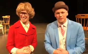 We went live with James & Jamesy at the Vancouver Playhouse to find out more about O Christmas Tea.