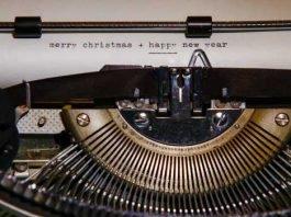 Happy Holidays, Merry Christmas & Happy New Year! Photo by Wilhelm Gunkel on Unsplash.