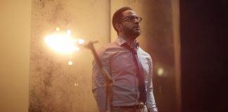 Canadian hip-hop artist Dan-e-o (aka Daniel Faraldo) as Satchel Dew in Omari Newton's 40 Parsecs and Some Fuel.